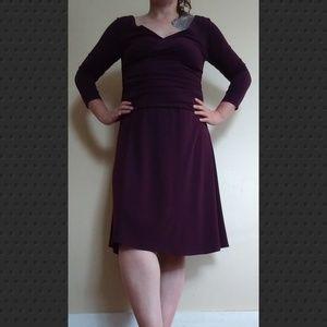 The anywhere dress